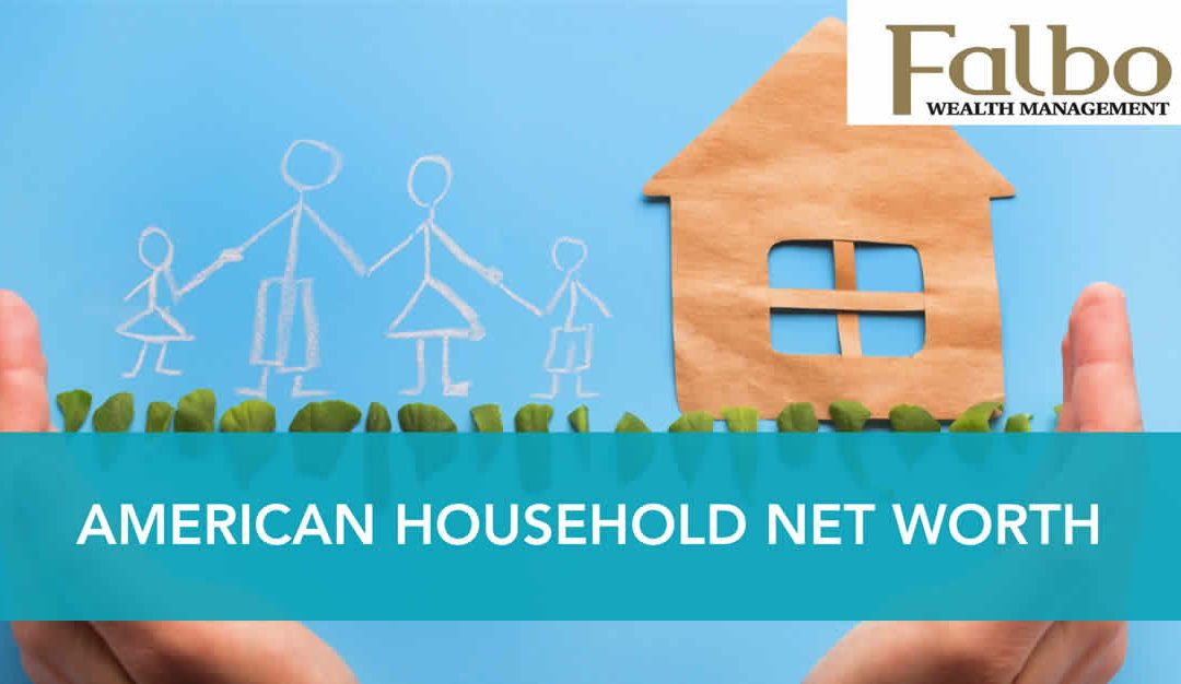 American household net worth