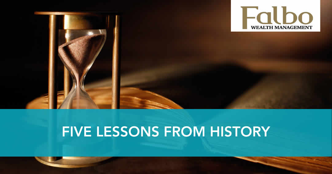 five lessons from history