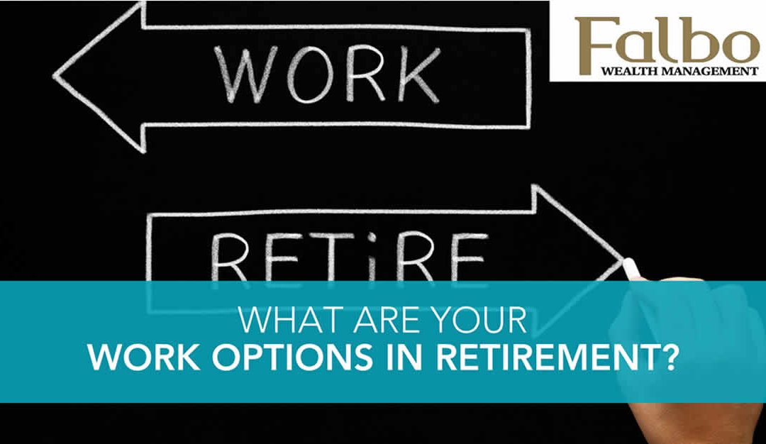 work options in retirement